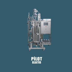 pilot reaktör